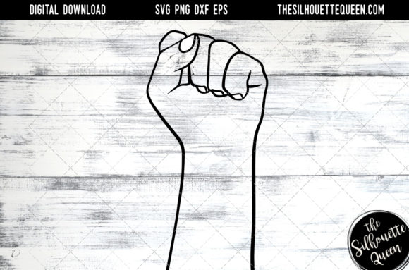 Download Hand Sketched Closed Fist