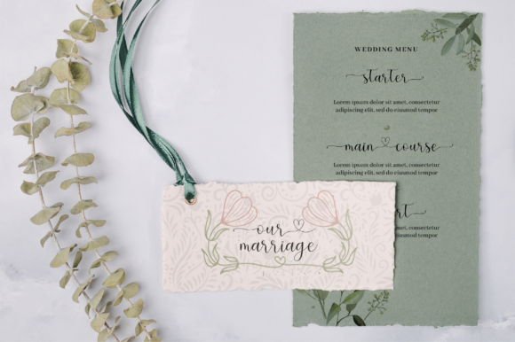 Print on Demand: Hello Olive Script & Handwritten Font By fanastudio - Image 12