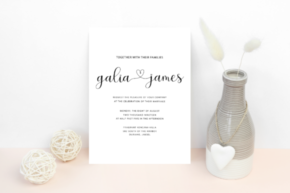Print on Demand: Hello Olive Script & Handwritten Font By fanastudio - Image 4