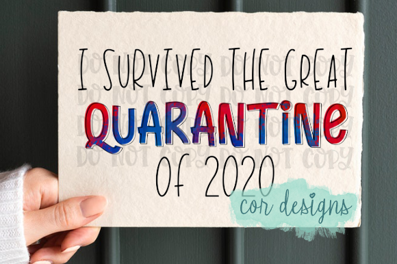 Download I Survived the Great Quaratine of 2020