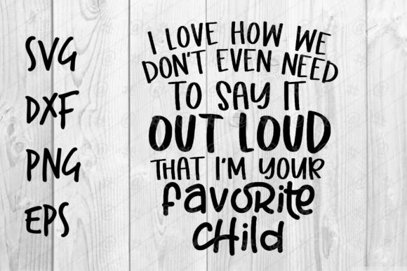 Download I'm Your Favorite Child