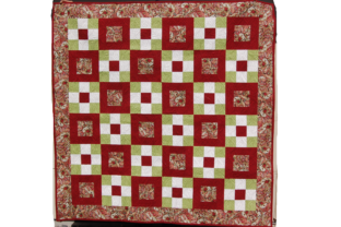 Irish Square Dance Quilt Pattern Gráfico Quilt Patterns Por F. Calvert Creations
