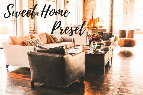 Download Free Lightroom Presets Sweet Home Graphic By Mybeautifulfiles for Cricut Explore, Silhouette and other cutting machines.