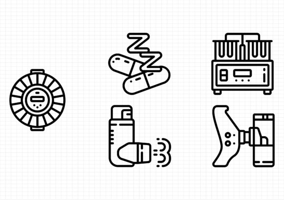 Download Free 240 Kiss Designs Graphics for Cricut Explore, Silhouette and other cutting machines.