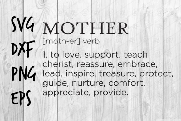 Mother   Graphic Crafts By spoonyprint