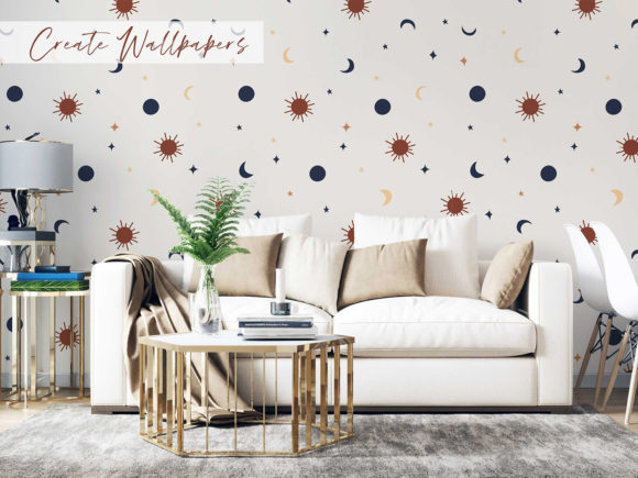 Mystical Collection Pattern & Clipart Graphic Illustrations By EssentiallyNomadic - Image 6