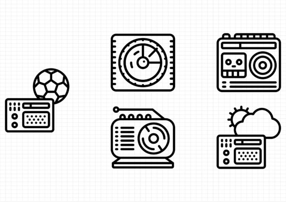 Download Free 136 Dj Designs Graphics for Cricut Explore, Silhouette and other cutting machines.