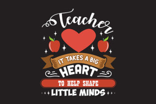 Download Free Teacher Quote Graphic By Tosca Digital Creative Fabrica for Cricut Explore, Silhouette and other cutting machines.