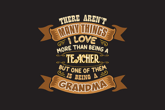 Print on Demand: Teacher Quote Graphic Crafts By Tosca Digital