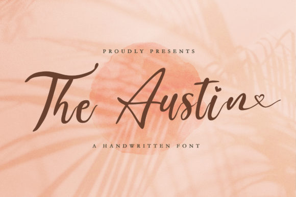 Download Free The Austin Font By Stringlabs Creative Fabrica for Cricut Explore, Silhouette and other cutting machines.