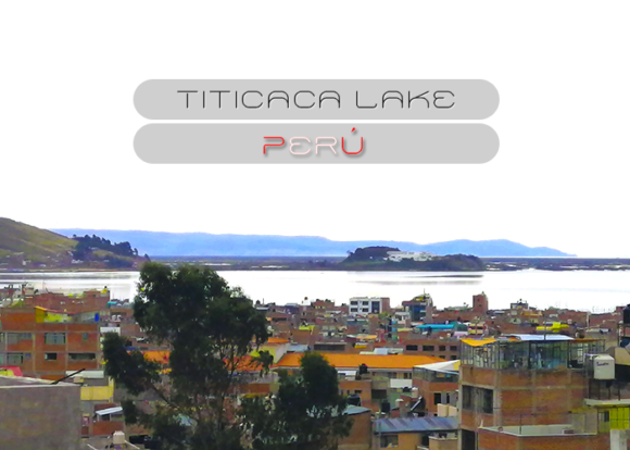 Titicaca Lake Graphic Nature By ricardohuertasg