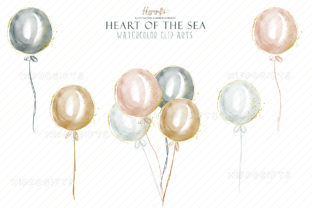Watercolor Whale Cliparts Graphic Illustrations By Hippogifts 5