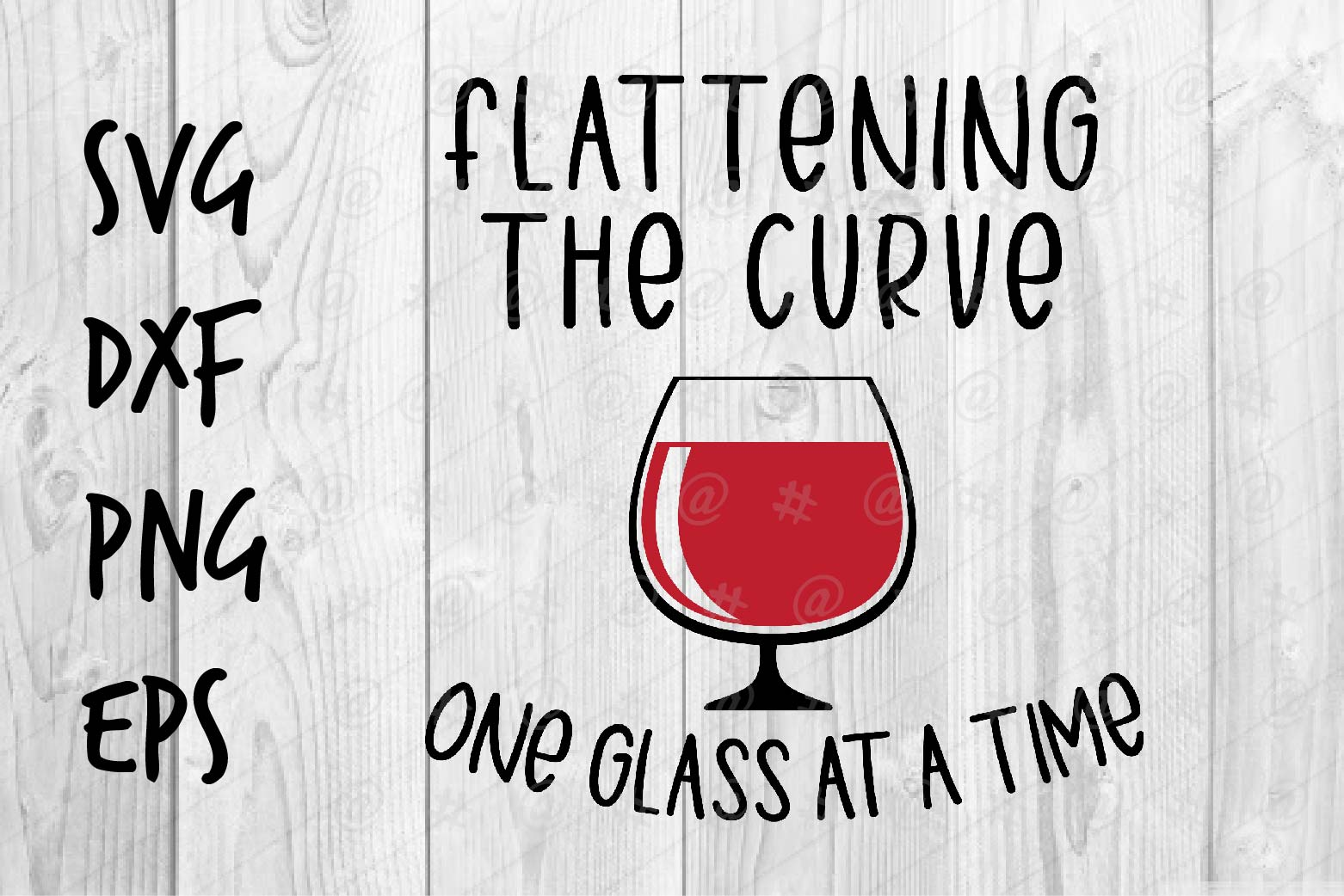Download Free Flattening The Curve Graphic By Spoonyprint Creative Fabrica for Cricut Explore, Silhouette and other cutting machines.