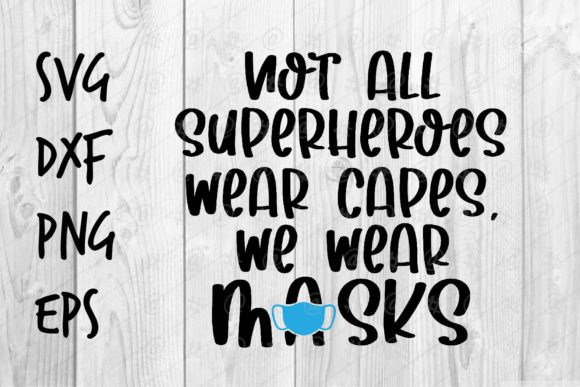 Download Free Superheroes Wearmasks Graphic By Spoonyprint Creative Fabrica for Cricut Explore, Silhouette and other cutting machines.