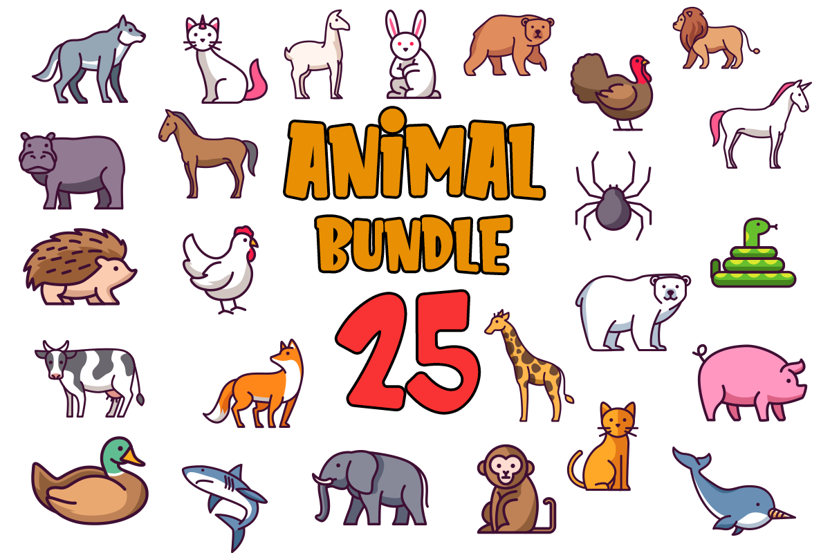 Animal Bundle Free Download