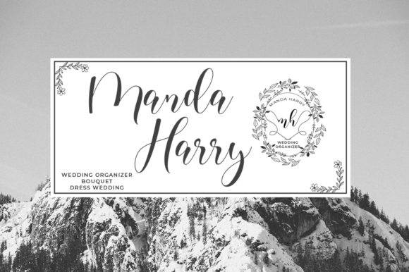Beauty Home Font Preview