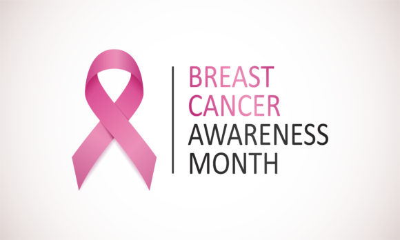 Print on Demand: Breast Cancer Awareness Day Graphic Backgrounds By be young