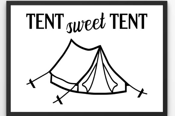 Download Camping Tent Sweet Tent