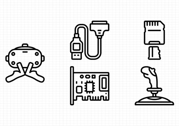 Download Free 61 Cpu Designs Graphics for Cricut Explore, Silhouette and other cutting machines.