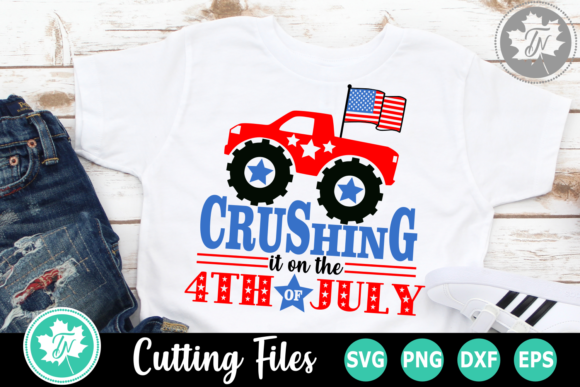 Download Crushing It on the 4th of July