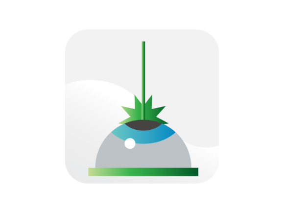 Download Free Eyeball Icon Graphic By Samagata Creative Fabrica for Cricut Explore, Silhouette and other cutting machines.