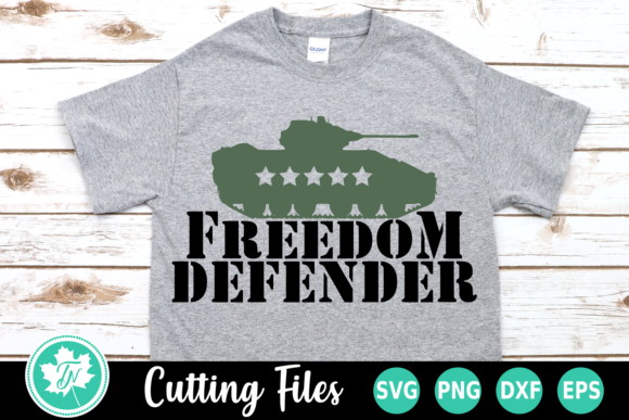 Freedome Defender - an Americana Graphic Crafts By TrueNorthImagesCA