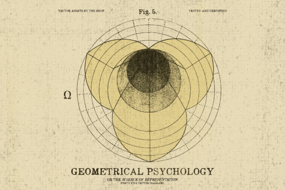 Geometrical Psychology Diagrams Graphic Illustrations By theshopdesignstudio - Image 10