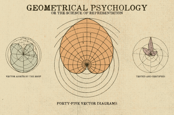 Geometrical Psychology Diagrams Graphic Illustrations By theshopdesignstudio - Image 4