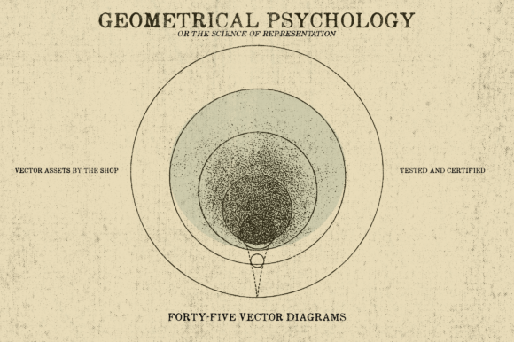 Geometrical Psychology Diagrams Graphic Illustrations By theshopdesignstudio - Image 7