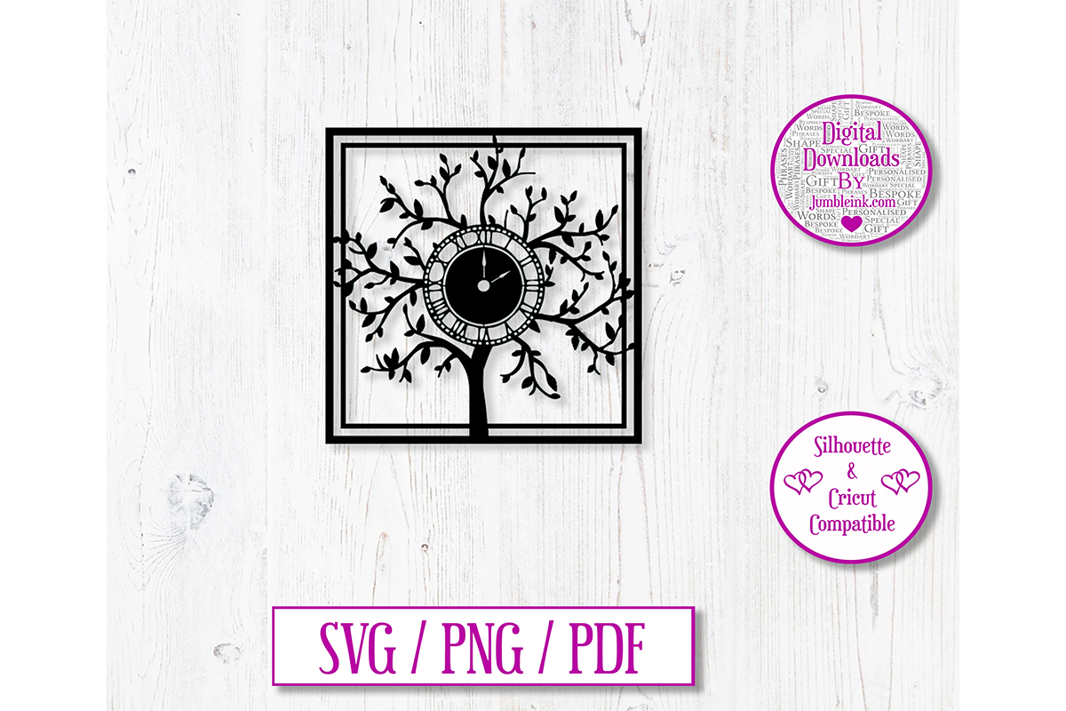 Download Free Mandala Decal Graphic By Jumbleink Digital Downloads Creative for Cricut Explore, Silhouette and other cutting machines.