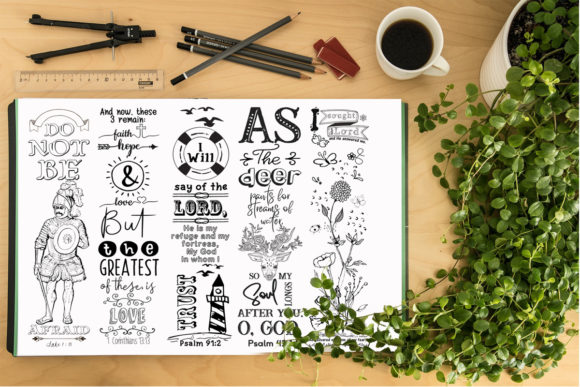 Printable Colouring Bookmarks Set #6 Graphic Crafts By Words Count Designs