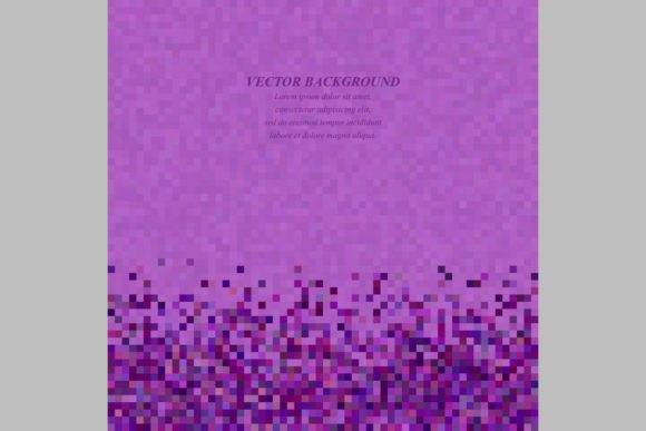 Purple Abstract Geometric Background Graphic Backgrounds By davidzydd
