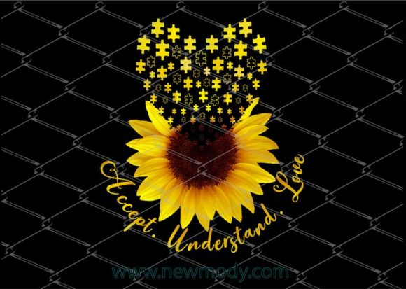 Print on Demand: Sunflower Sublimation Design Graphic Illustrations By Amitta