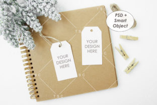 Tag Mockup Graphic Product Mockups By thesundaychic 1