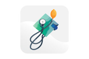 Download Free Tensimeter Icon Graphic By Samagata Creative Fabrica SVG Cut Files