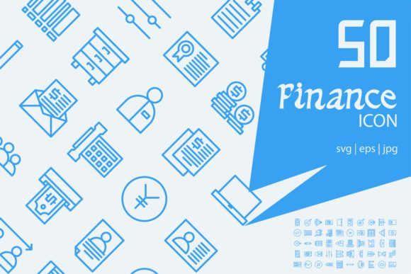 Download Free Finance Graphic By Astuti Julia92 Creative Fabrica for Cricut Explore, Silhouette and other cutting machines.