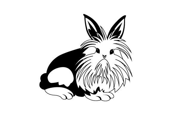 Download Free Lionhead Rabbit Svg Cut File By Creative Fabrica Crafts for Cricut Explore, Silhouette and other cutting machines.