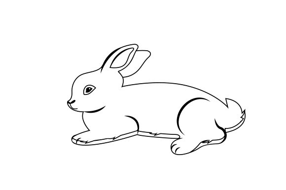 Download Free Flemish Giant Rabbit Svg Cut File By Creative Fabrica Crafts for Cricut Explore, Silhouette and other cutting machines.
