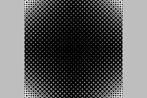 Abstract Halftone Pattern Background Graphic Backgrounds By davidzydd