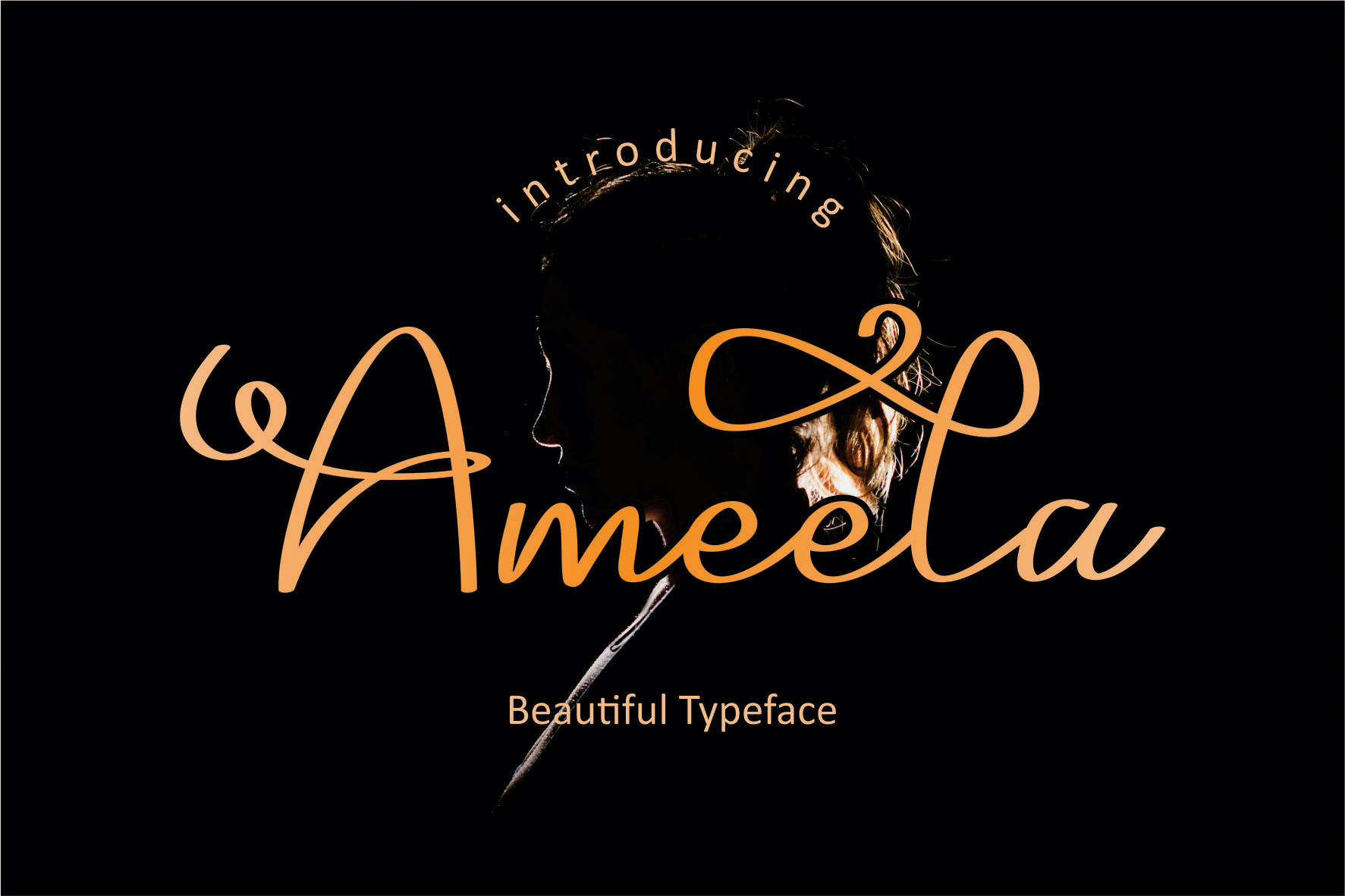 Download Free Ameela Font By Mualanadesign Creative Fabrica SVG Cut Files