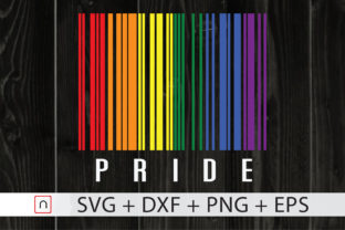 Print on Demand:  LGBTQ Flag  Graphic Print Templates By Novalia