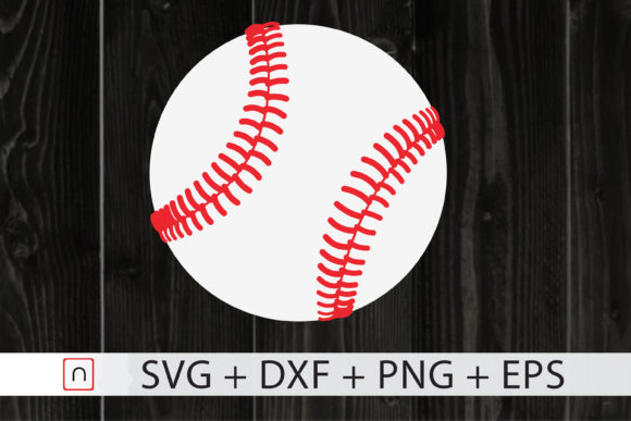 Download Free Baseball Graphic By Novalia Creative Fabrica for Cricut Explore, Silhouette and other cutting machines.
