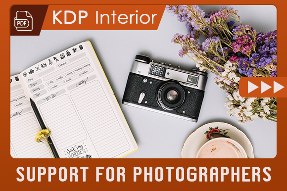 Print on Demand: KDP Interior | Support for Photographers Graphic KDP Interiors By KDP Interiors