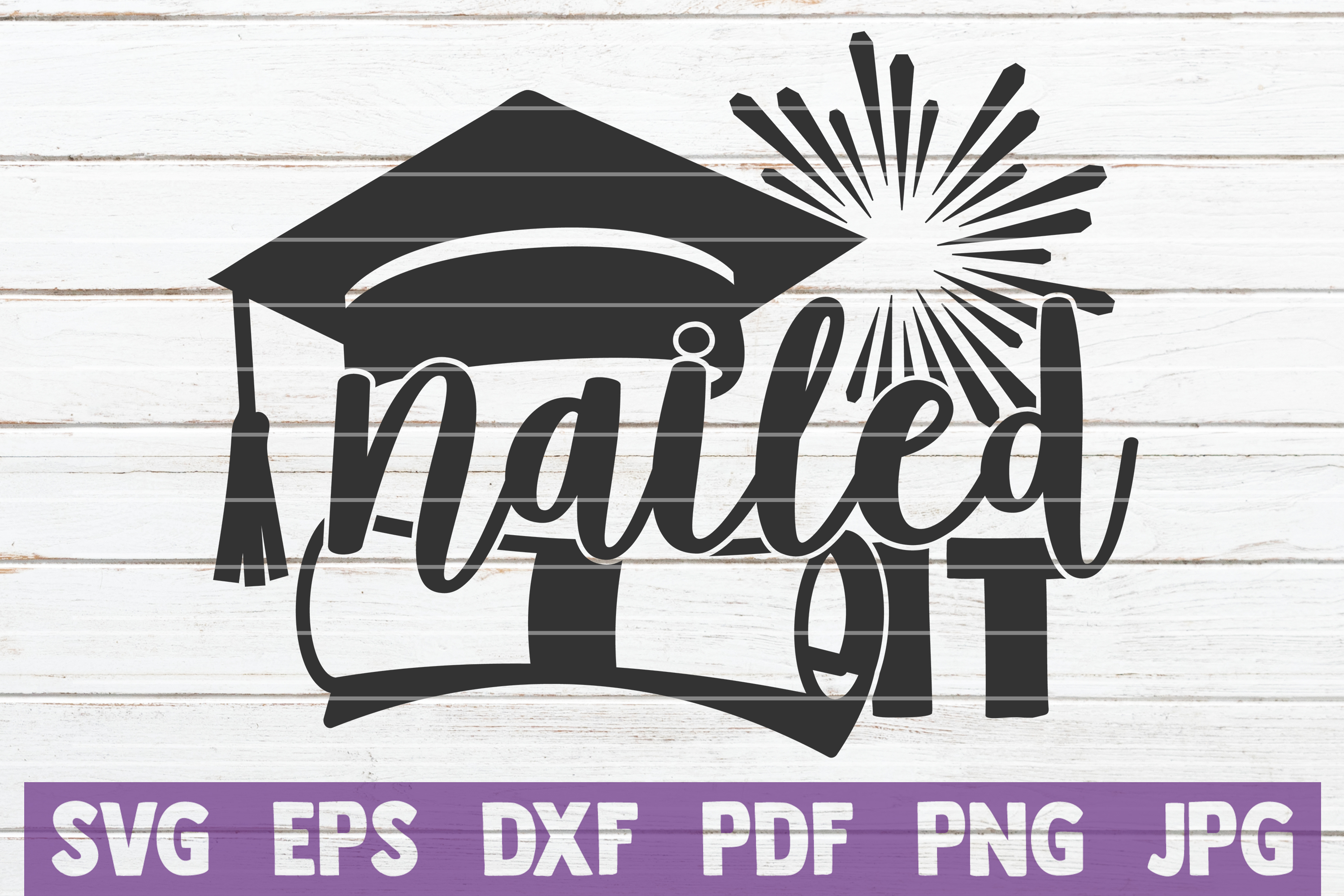 Download Free Nailed It Grafico Por Mintymarshmallows Creative Fabrica for Cricut Explore, Silhouette and other cutting machines.