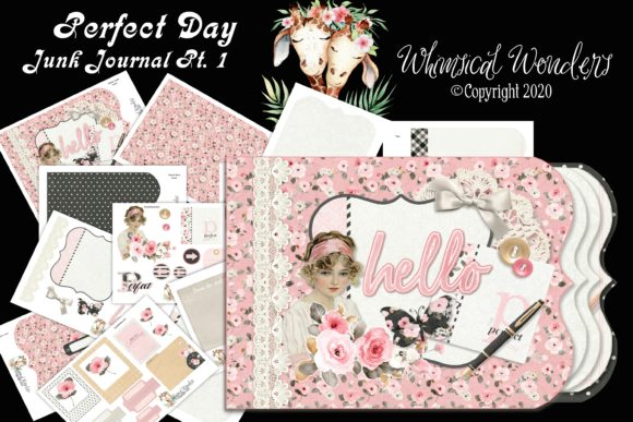 Download Perfect Day Junk Journal Pt.1