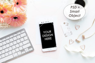 Phone Mockup Graphic Product Mockups By thesundaychic 1