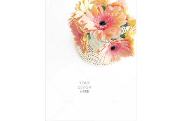 Download Free Portrait Mode Daisy Flowers Stock Photo Graphic By Thesundaychic for Cricut Explore, Silhouette and other cutting machines.