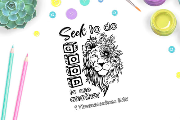 Printable A5 Colouring Page Graphic Coloring Pages & Books By Words Count Designs