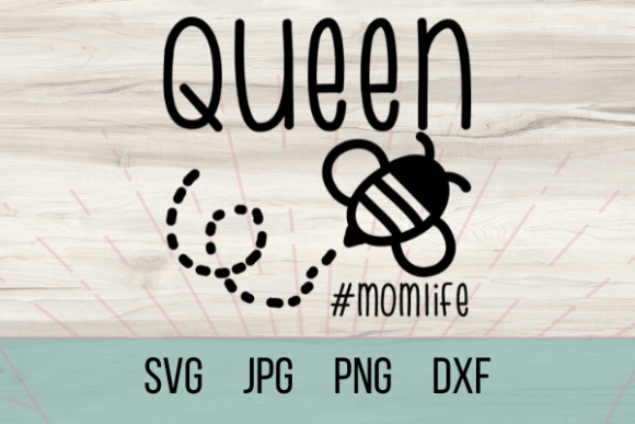 Print on Demand: Queen Bee Graphic Crafts By Talia Smith