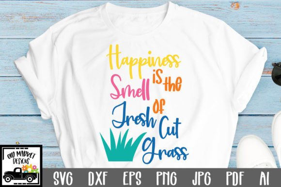Download The Smell of Fresh Cut Grass